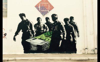 LA CAIGUDA DE SYRIZA I EL MUR ETERN GREC